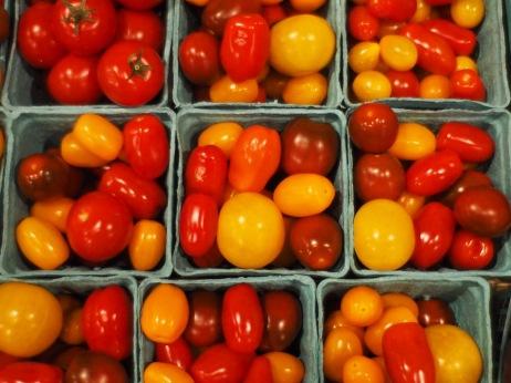 Heirloom Tomatoes - Eataly, Boston
